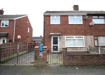 Thumbnail 3 bed semi-detached house for sale in Gorton Street, Chadderton, Oldham