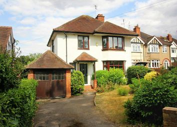 Thumbnail 3 bed detached house for sale in Kidmore Road, Caversham, Reading