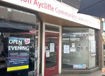 Thumbnail Retail premises to let in Unit 10, The Thames Centre, Beveridge Way, Newton Aycliffe, County Durham