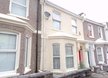 Thumbnail 3 bedroom terraced house for sale in Milehouse, Plymouth, Devon