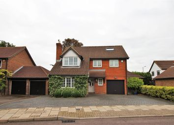 Thumbnail 5 bed detached house for sale in Firside Grove, Sidcup