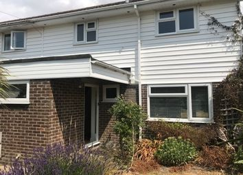 Thumbnail 3 bed terraced house to rent in Upper Gordon Road, Highcliffe, Christchurch