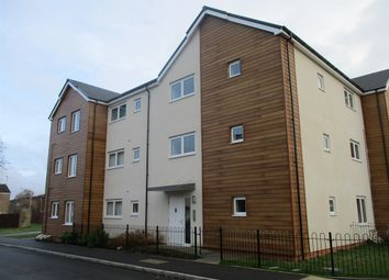 Thumbnail 2 bed flat for sale in Stornaway Road, Corby