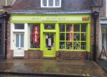 Thumbnail Retail premises for sale in Award-Winning Footwear Emporium In Canterbury/Kent CT1, Kent