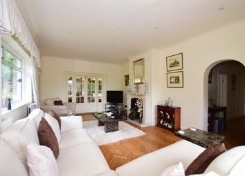 Thumbnail 3 bed detached bungalow for sale in Scragged Oak Road, Detling, Maidstone, Kent