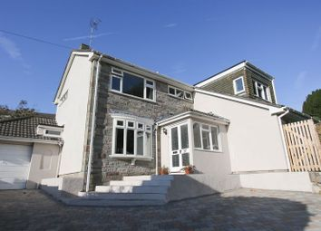 Thumbnail 4 bed detached house for sale in Sunnyside Road, Clevedon