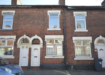 2 bed terraced house for sale in Kimberley Road, Stoke-On-Trent ST1