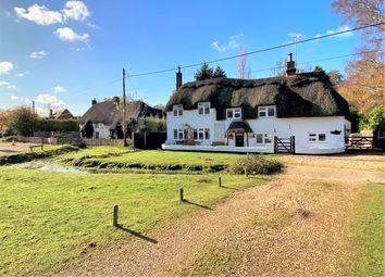 Ringwood Road, North Gorley, Fordingbridge SP6. 3 bed cottage for sale