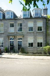 Thumbnail 4 bedroom terraced house for sale in Devanha Terrace, Aberdeen