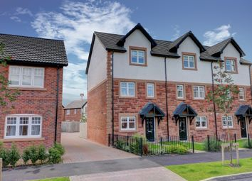 3 bed town house for sale in Birchwood Way, Dumfries DG1