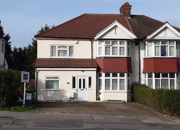 White Horse Hill, Chislehurst, Kent BR7. 4 bed semi-detached house for sale