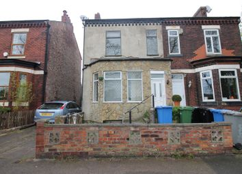 Thumbnail 4 bedroom property for sale in Railway Road, Urmston, Manchester