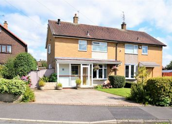 Thumbnail 2 bed semi-detached house for sale in Pickmere Road, Handforth, Wilmslow, Cheshire