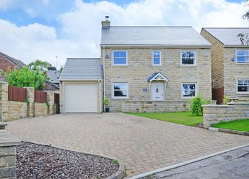 Thumbnail 4 bed detached house for sale in Cross Lane, Dronfield