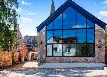 Thumbnail 3 bedroom barn conversion for sale in New Road, Ryhall, Stamford