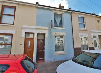 Thumbnail 2 bed terraced house for sale in Glencoe Road, Buckland, Portsmouth