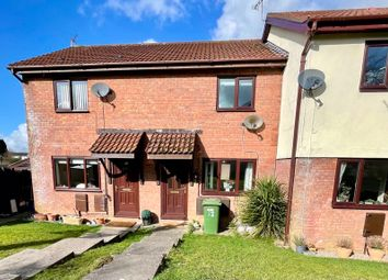 Thumbnail 2 bed terraced house for sale in The Hollies, Pontyclun