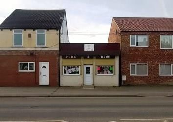 Thumbnail Retail premises for sale in Shop Premises, Church Road, Stainforth, Doncaster, South Yorkshire