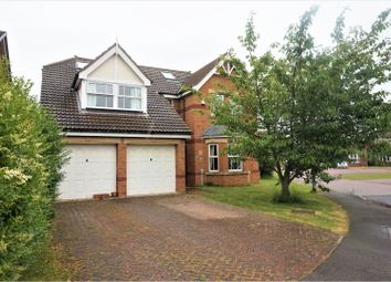 Thumbnail 5 bedroom detached house for sale in Carter Drive, Beverley