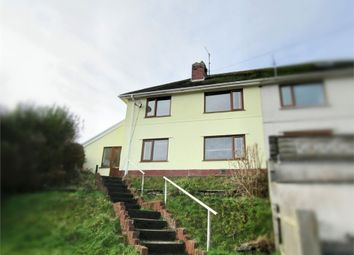 Thumbnail 3 bed semi-detached house for sale in Rhydyrafon, Llanelli, Carmarthenshire