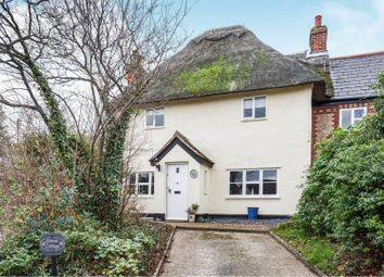 Thumbnail 3 bed cottage for sale in Bury Lane, Bury St. Edmunds