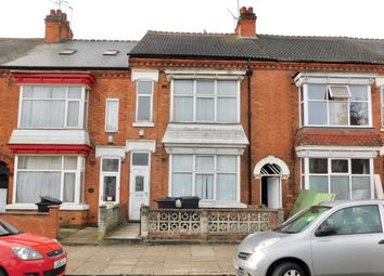 Thumbnail 6 bed terraced house for sale in Upperton Road, Leicester