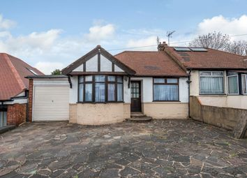 Clayhall Avenue, Clayhall, Ilford IG5. 2 bed semi-detached bungalow for sale