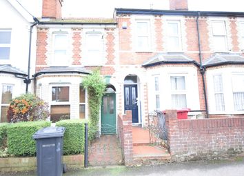 Thumbnail 3 bed terraced house to rent in Liverpool Road, Reading