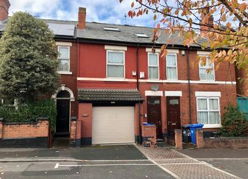 Thumbnail 6 bed terraced house for sale in Sackville Street, Derby