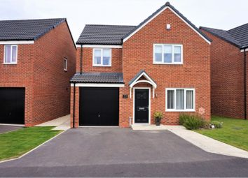 Thumbnail 4 bed detached house for sale in Nightingale Close, Clipstone