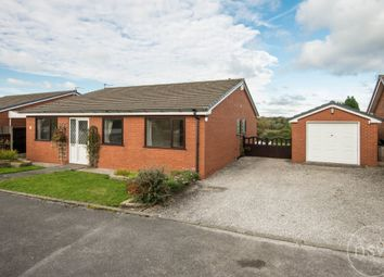 Thumbnail 4 bed detached bungalow to rent in Meadow Close, Westhead, Ormskirk