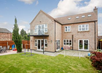 Thumbnail 6 bed detached house for sale in Gosmoor Lane, Wisbech