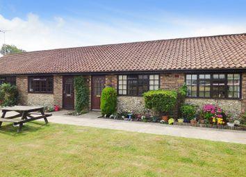 Thumbnail 1 bed terraced bungalow for sale in Woodcote Lane, Wick, Littlehampton