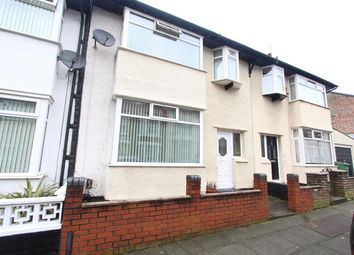 Thumbnail 3 bed terraced house for sale in Portelet Road, Stonycroft, Liverpool