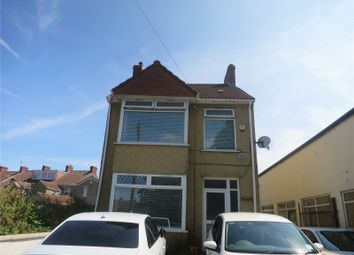 Thumbnail 3 bed detached house to rent in Blackhorse Road, Kingswood, Bristol