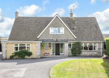 Thumbnail 4 bed detached house for sale in Birchwood Close, Corsley, Warminster