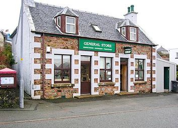 Thumbnail Retail premises for sale in Dunvegan, Isle Of Skye