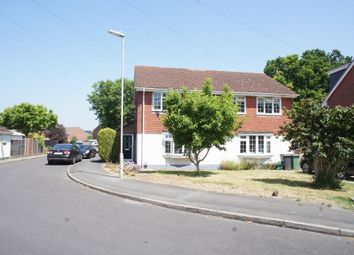 Thumbnail 3 bed semi-detached house for sale in Lomond Close, Oakley