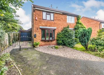2 bed semi-detached house for sale in The Rookery, Halesowen B62
