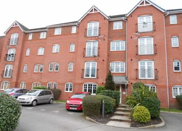 Thumbnail 2 bed flat for sale in Wordsell House, Crewe, Cheshire