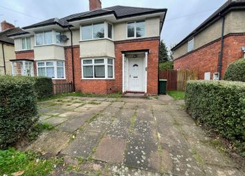 Thumbnail Property to rent in Stanhope Road, Bearwood, Smethwick