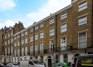 Thumbnail 2 bed flat for sale in Upper Berkeley Street, Marylebone