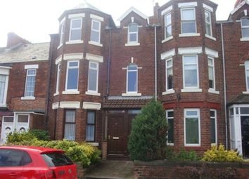 Thumbnail 4 bedroom flat to rent in Hartington Terrace, South Shields