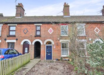 Thumbnail 2 bedroom terraced house for sale in Norwich Road, Dereham