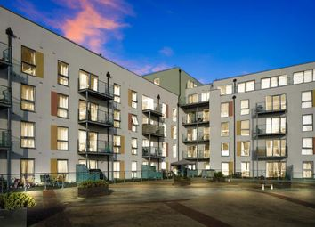 Thumbnail 2 bed flat for sale in Cosmopolitain Court, Main Avenue, Enfield