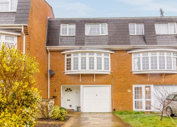Thumbnail 4 bed town house for sale in Beech Close, Folkestone, Kent