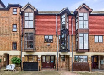 Thumbnail 4 bed terraced house for sale in Hathaway Court, The Esplanade, Rochester, Kent