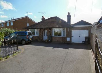 Thumbnail 3 bed detached bungalow for sale in Drury Lane, Drury, Flintshire