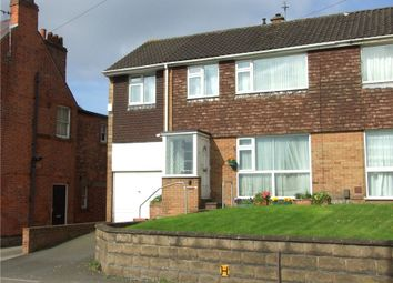 Thumbnail 4 bed semi-detached house for sale in Sitwell Street, Spondon, Derby