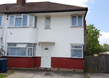 Thumbnail 2 bed maisonette to rent in Shaftesbury Avenue, South Harrow, Harrow